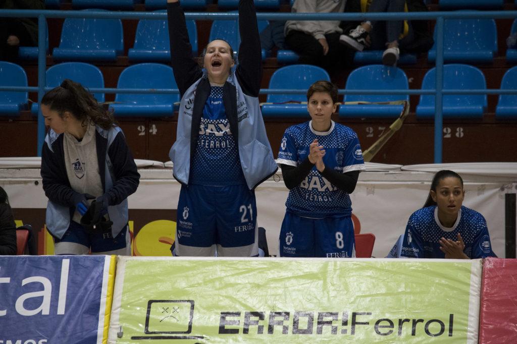 Baxi Ferrol / UNIVERSITARIO FERROL