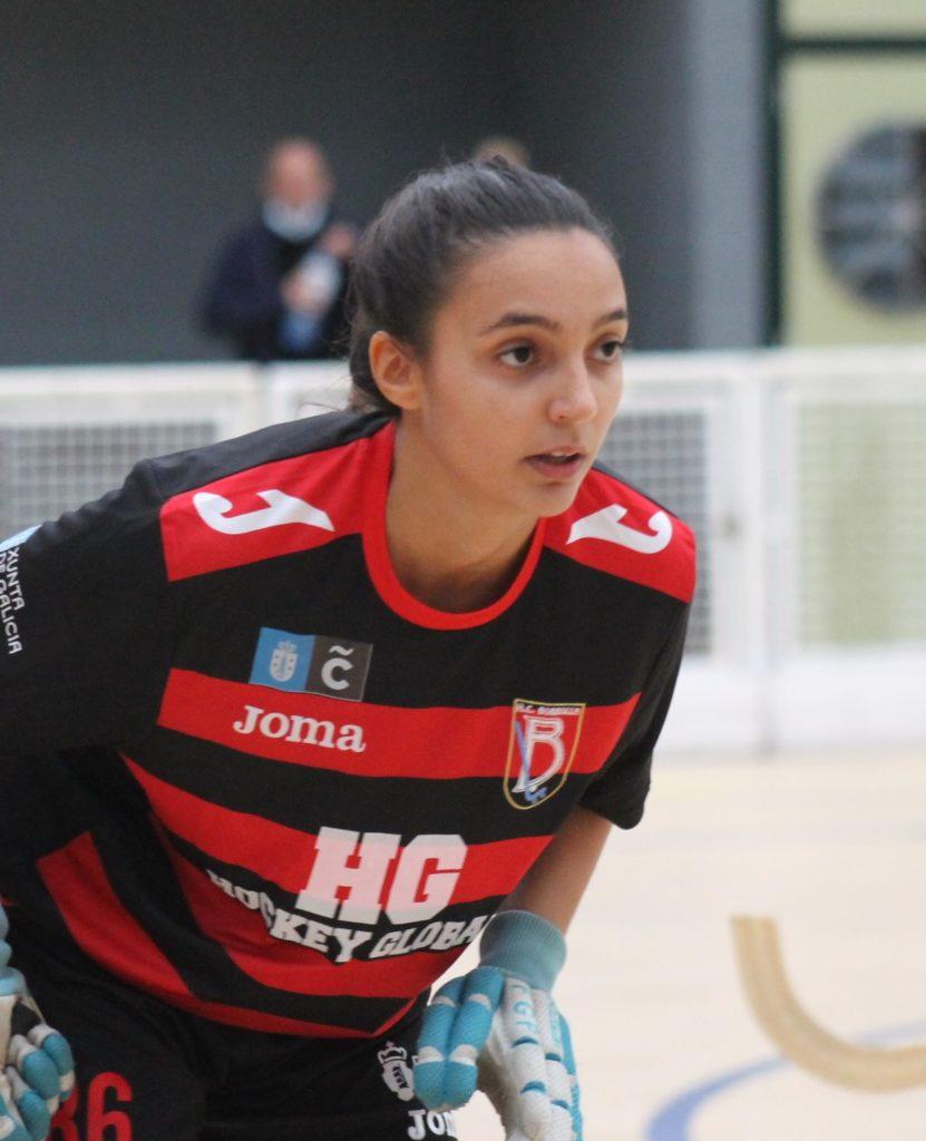 Lucía Yáñez, HC Borbolla / SABELA MOSCOSO
