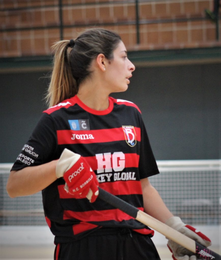 Julia Cabana, HC Borbolla / SABELA MOSCOSO
