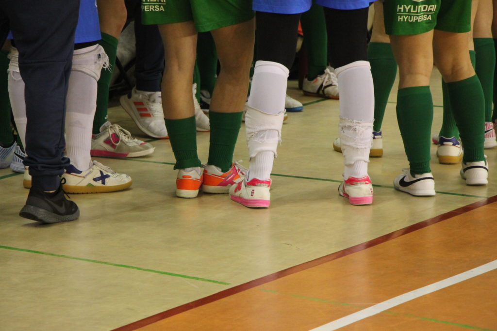 Fútbol Sala / SABELA MOSCOSO