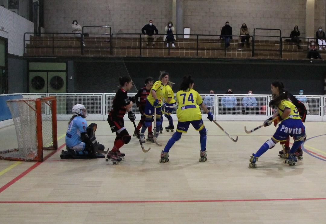 HC Borbolla vs Areces Ecopilas Asturhockey / SABELA MOSCOSO