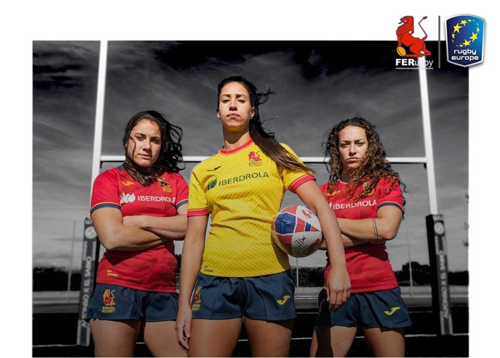 Selección Española de Rugby, as Leonas / FEDERACIÓN ESPAÑOLA DE RUGBY