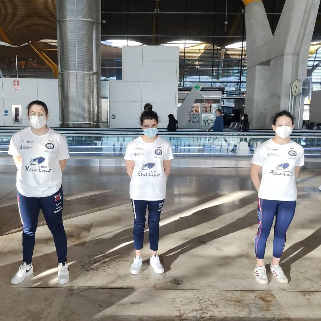 Nadadoras do CN Ponteareas / CN PONTEAREAS