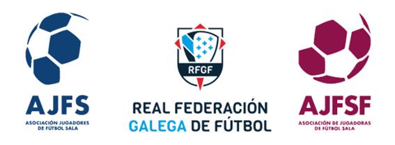 A RFGF asina un acordo coa AJFS e a AJFSF para a promoción do futsal