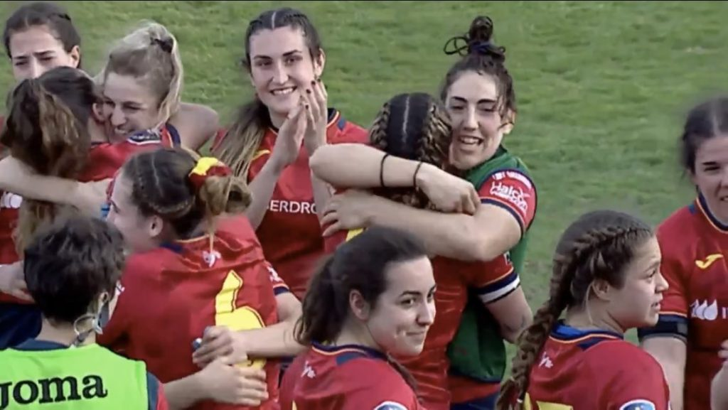 As Leonas, Selección española XV / FEDERACIÓN ESPAÑOLA DE RUGBY