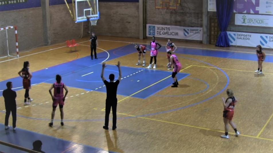Maristas Coruña vs ADBA / FEB