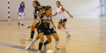O derby galego Envialia - Burela terá lugar en cuartos de Copa con Bea Mateos / BURELA FS