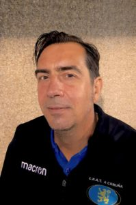 Antonio Lisarrague, médico do CRAT / CEDIDA