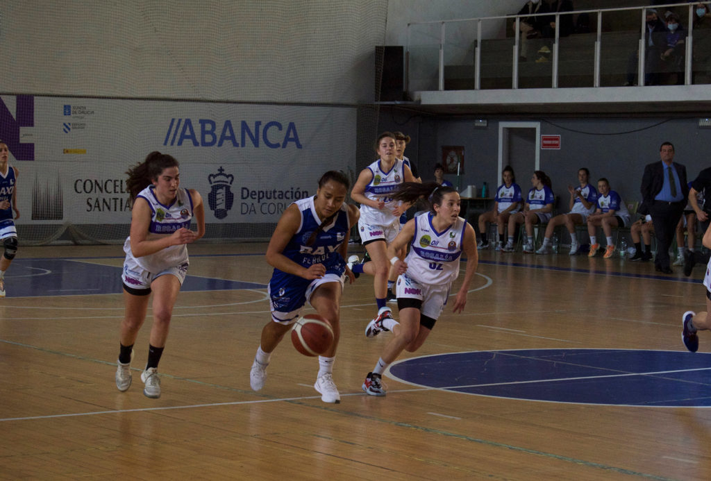 Ulla Oil Rosalía vs BAXI Ferrol / UNIVERSITARIO FERROL
