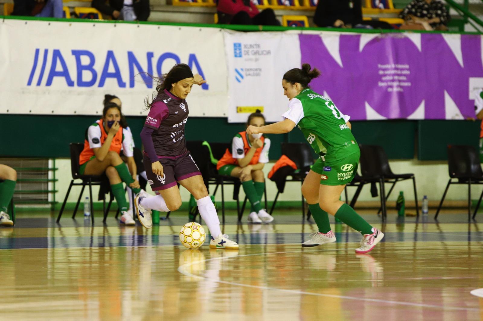 Derbi ourensán - Ourense Envialia vs Cidade de As Burgas / ENVIALIA TW