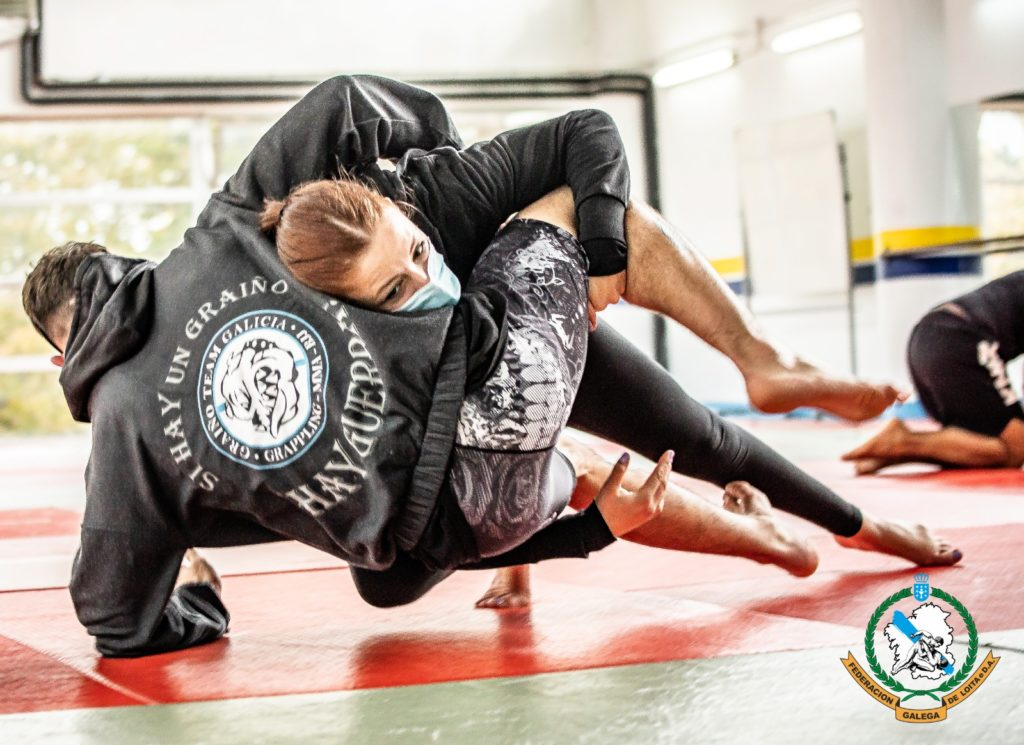 Grappling / FEGALOITA