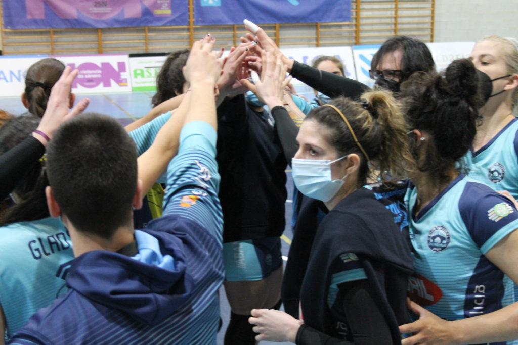 O Aceites Abril loitará no play off polo ascenso / ACEITES ABRIL