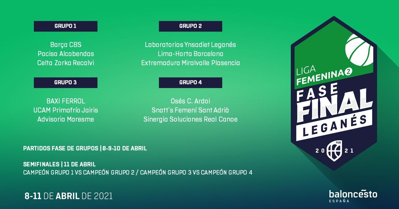 Segunda fase LF2 / FEB