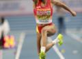 Ana Peleteiro, Campionato de Europa pista cuberta Torun 2021 / RFEA