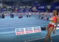 Ana Peleteiro, Campionato de Europa pista cuberta Torun 2021 / TELEDEPORTE