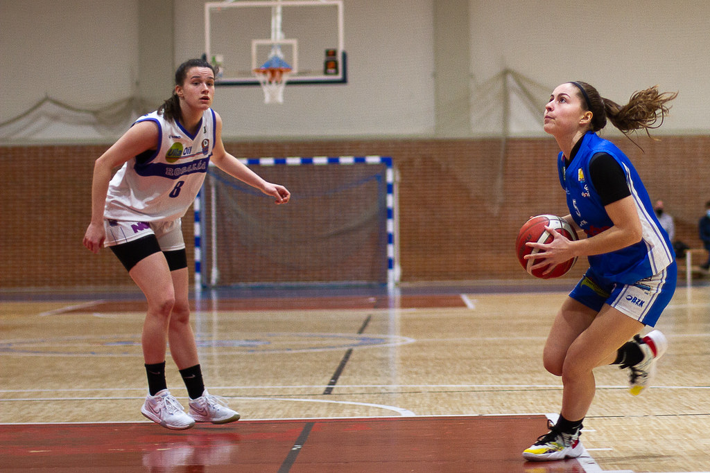 Osés Construción Fundación Navarra de Baloncesto Ardoi vs Ulla Oil Rosalía FEDESA / FN ARDOI