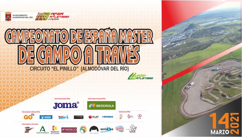 Campionato de España máster de campo a través / RFEA