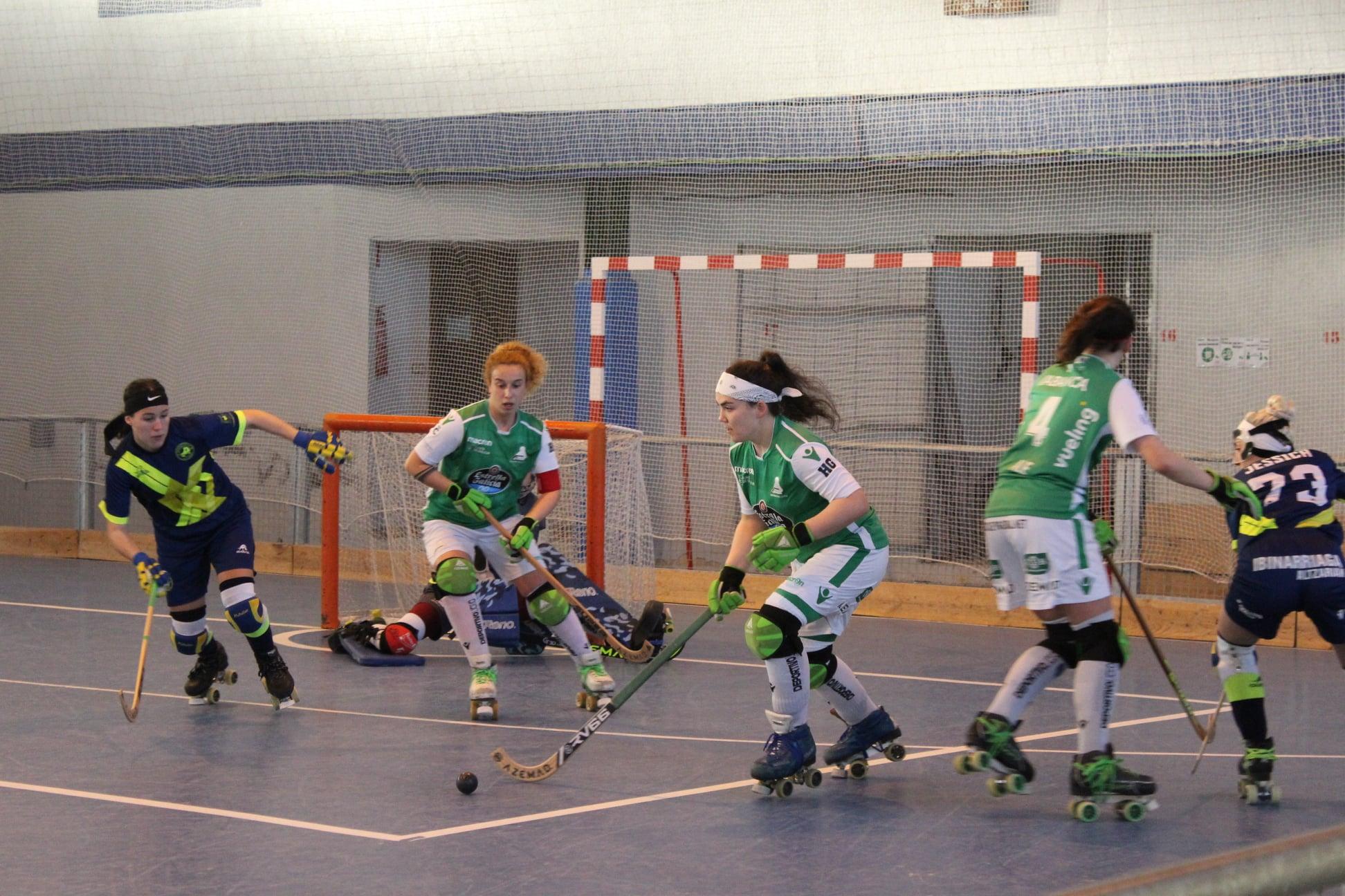 Gatikako Iusturi vs Deportivo Liceo / GATIKAKO IUSTURI FB