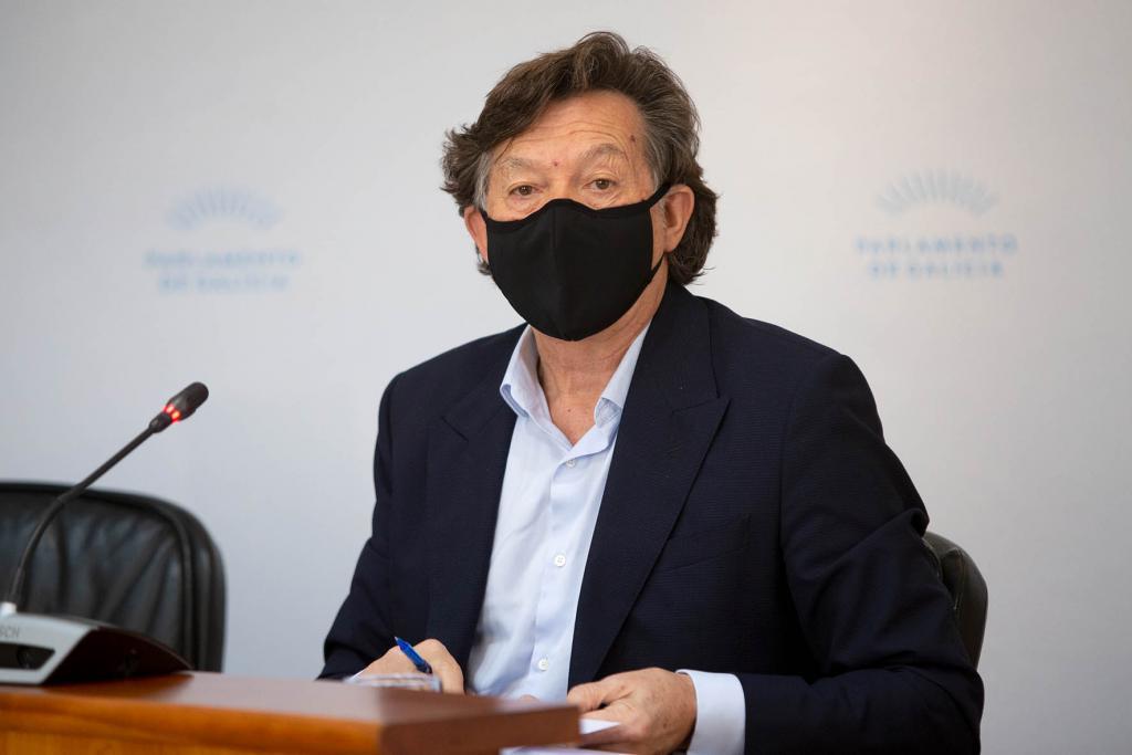 O secretario xeral para o Deporte, José Ramón Lete Lasa / XUNTA DE GALICIA