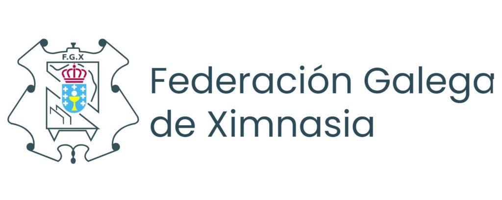Logotipo da Federación Galega de Ximnasia / FGX