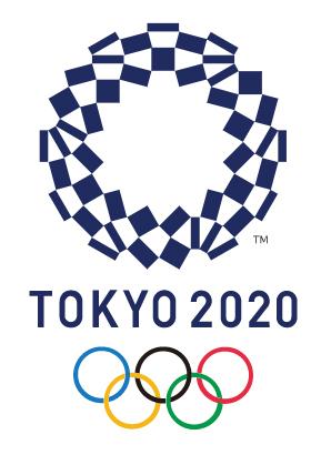 Logotipo dos Xogos Olímpicos Tokyo