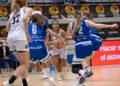 BAXI Ferrol vs Jairis na fase de ascenso / Manu Márquez - FEB
