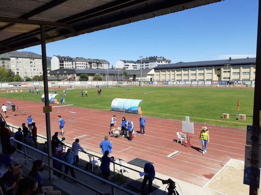 Campionato de Galicia de Clubs / FEDERACIÓN GALEGA DE ATLETISMO