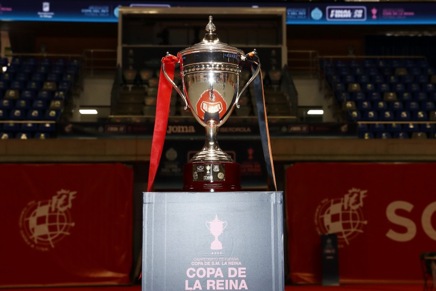 Trofeo Copa da Raíña FSF / FUTGAL