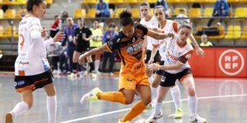 Cuartos da Copa da Raíña entre o Burela e o Envialia / PRBFS