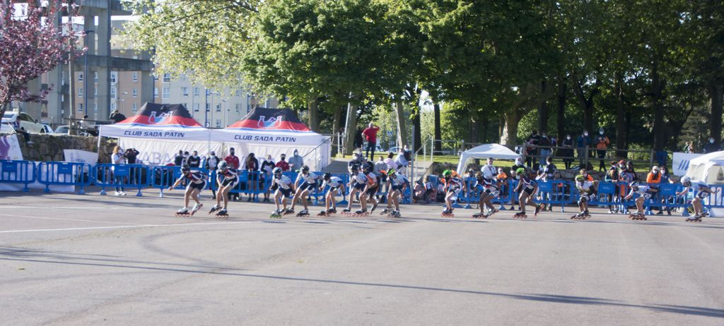 Campionato Galego de Patinaxe de velocidade / FG PATINAXE