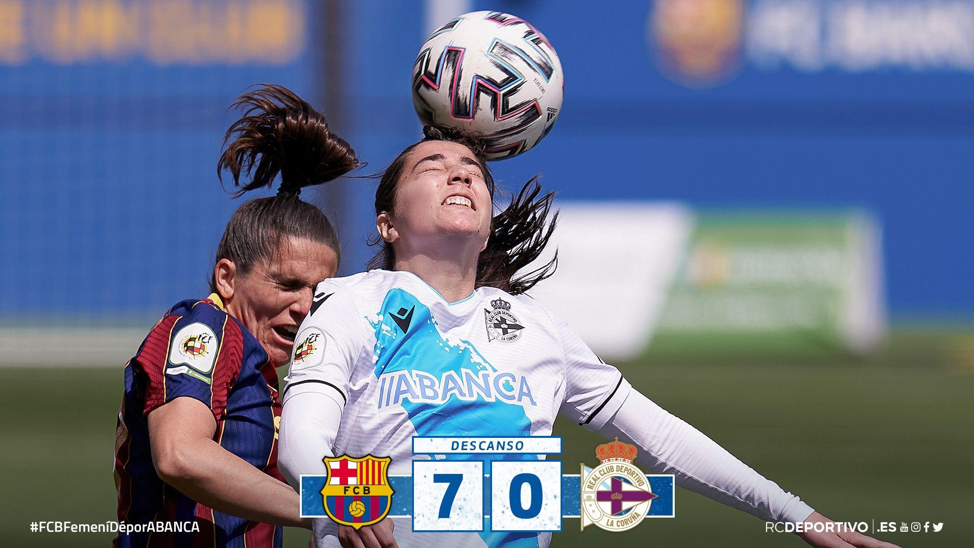 Descanso no Barça - Depor ABANCA / RCD