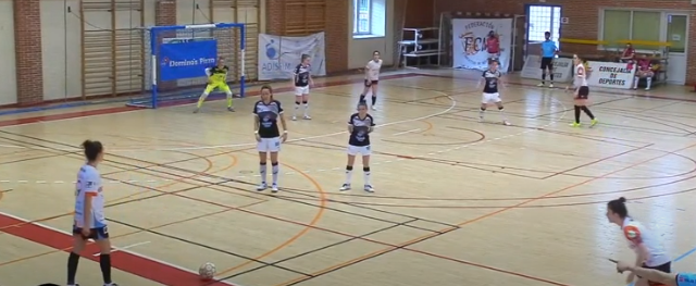 FSF Móstoles vs Ourense Envialia / FSF MÓSTOLES YOUTUBE