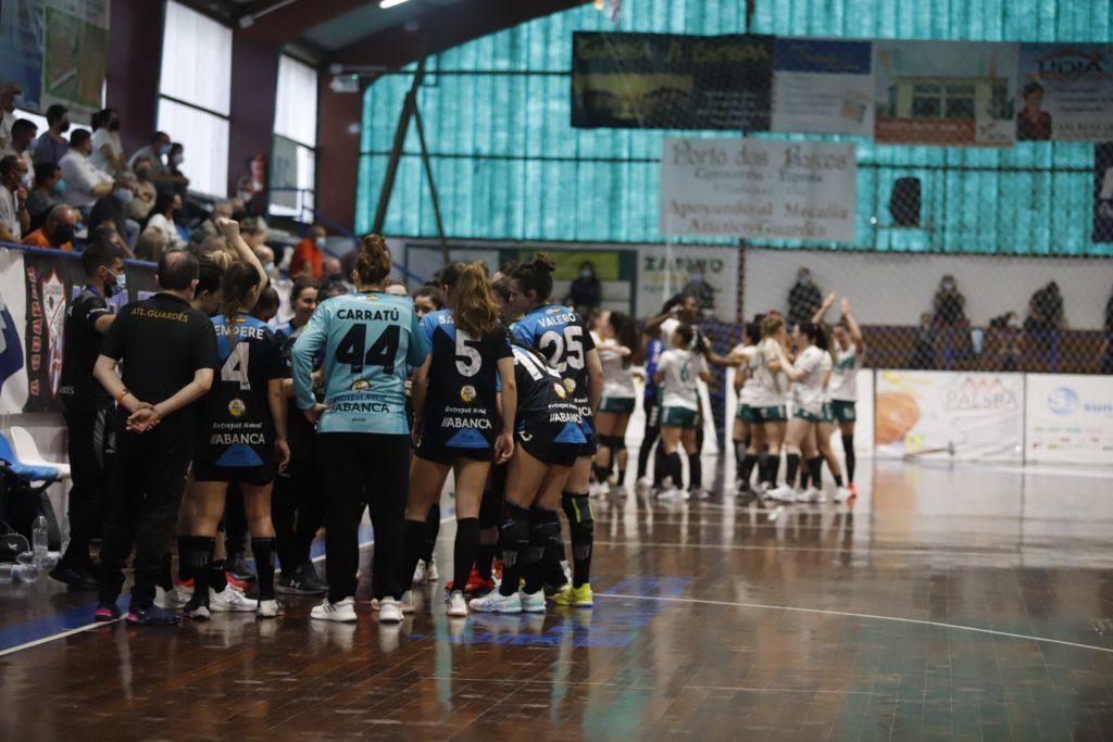 Atlético Guardés vs BM Elche na Sangriña / ©SPORTCOECO