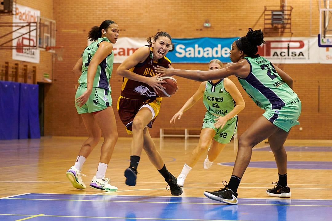 Paloma Dorda co Alcobendas / CEDIDA