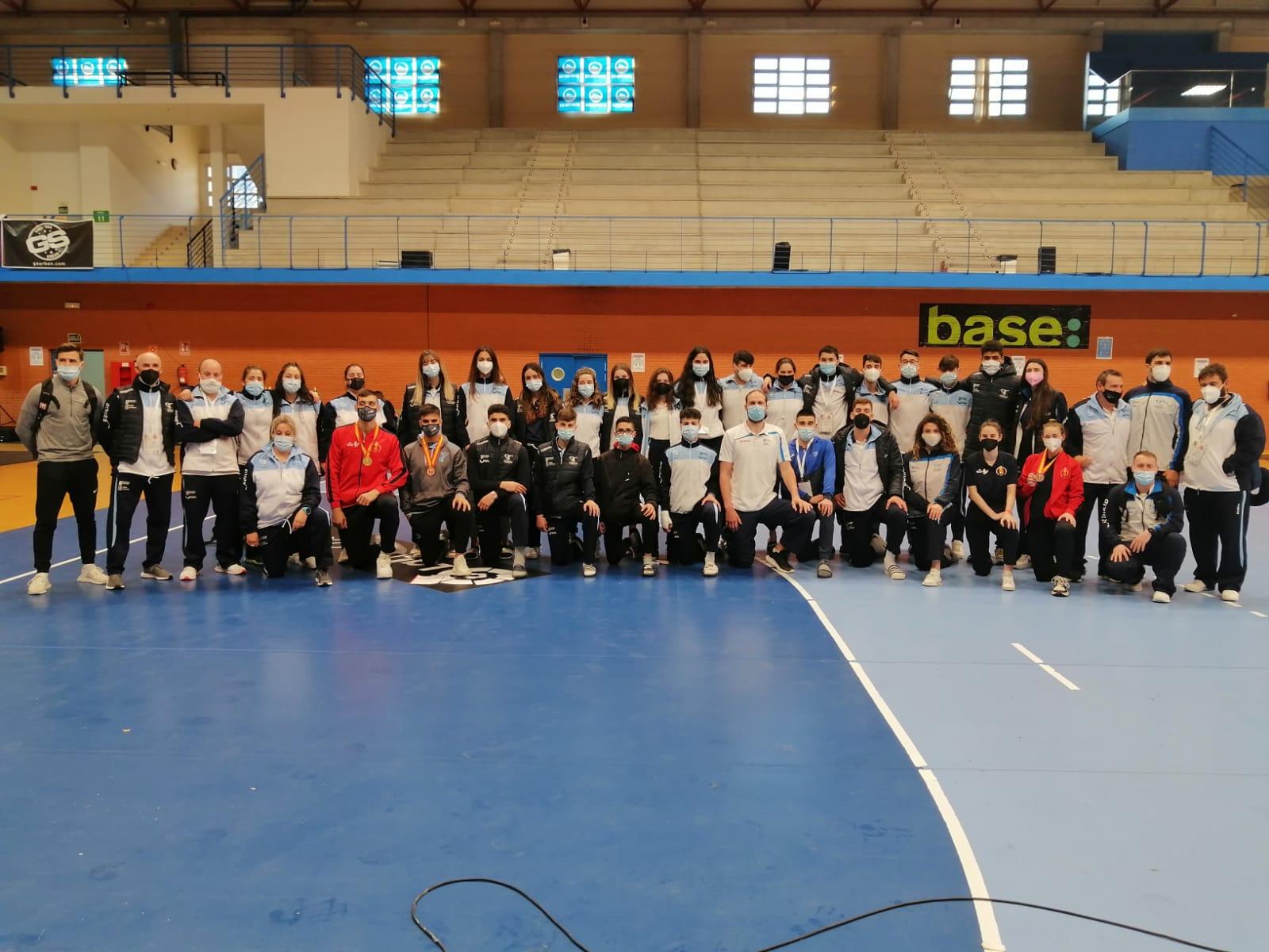 Equipo senior de taekwondo / FGT