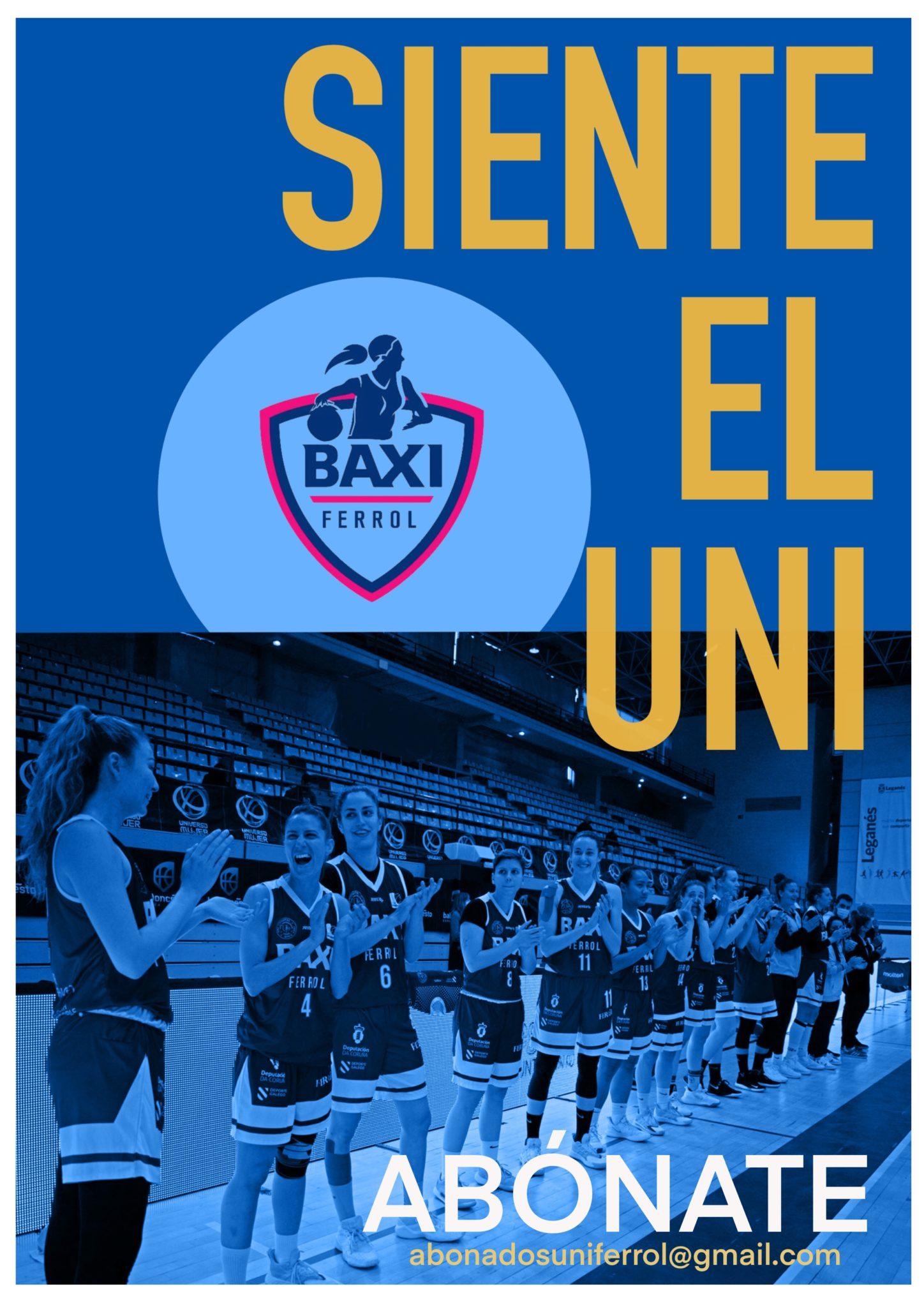 Campaña 'Siente el Uni' / UNIVERSITARIO FERROL