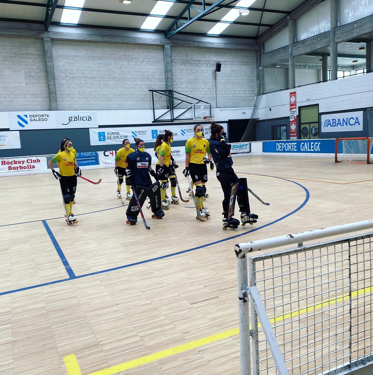 HC Borbolla vs Vila-Sana / CP ESNECA VILA-SANA