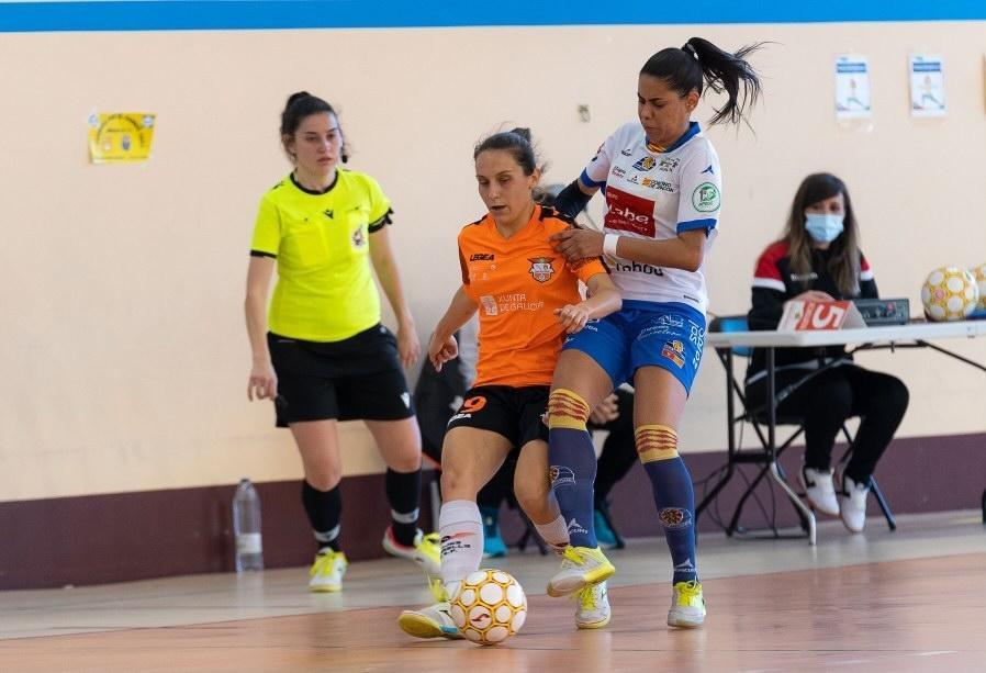 Viaxes Amarelle vs Sala Zaragoza / MANU BOUTUREIRA