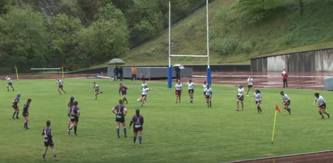Eibar Rugby Taldea vs CRAT Residencia Rialta / YOUTUBE EIBAR