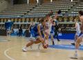 Fase final entre Maresme e BAXI Ferrol / Manu Márquez - FEB