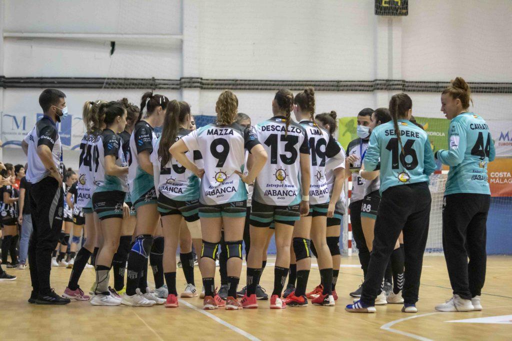 Atlético Guardés nas semifinais da EHF European Cup / CB MÁLAGA COSTA