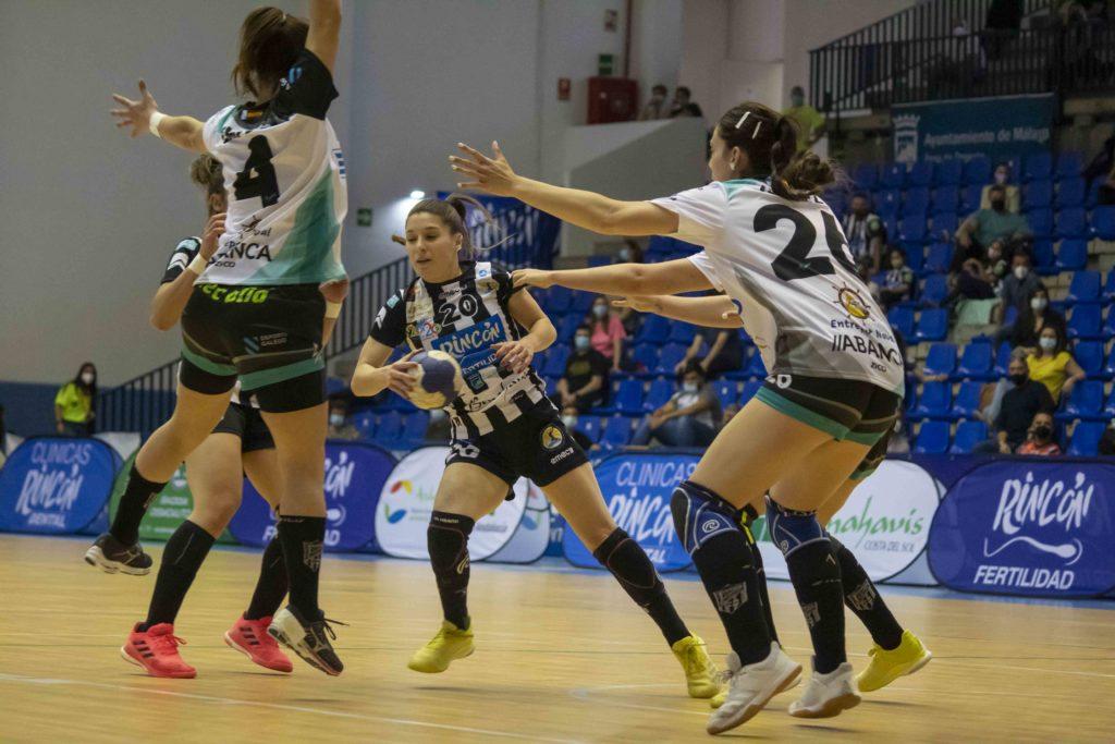Rincón Fertilidad Malaga vs Atlético Guardés, semifinais da EHF European Cup / CB MÁLAGA COSTA