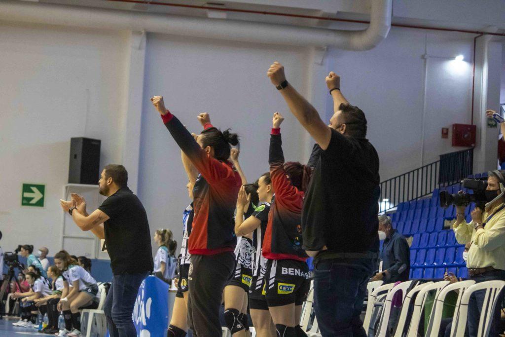 Rincón Fertilidad Málaga, EHF European Cup / CB MÁLAGA COSTA