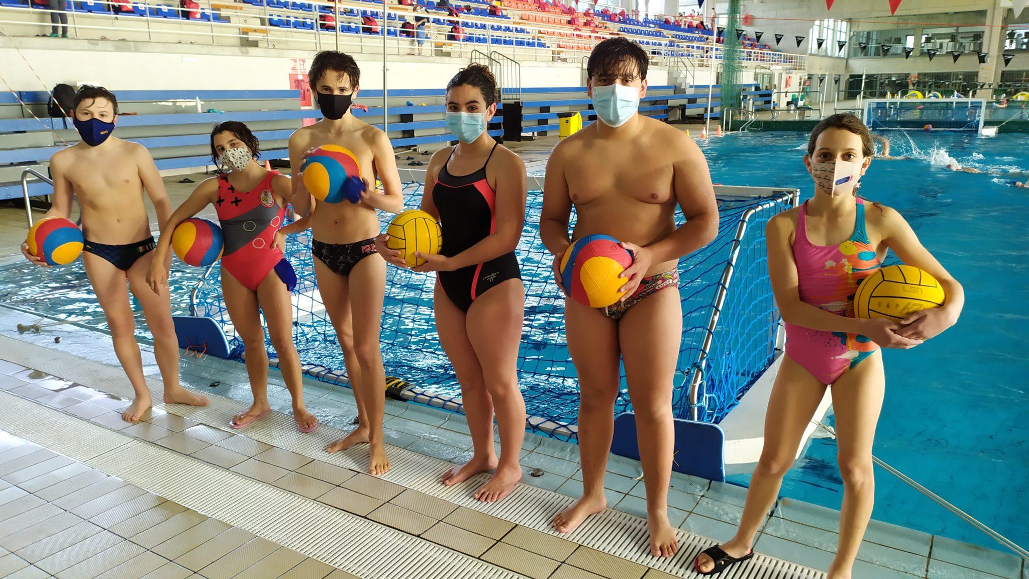 Tres nadadoras do CW Pontevedra estarán na tecnificación da FEGAN / CW PONTEVEDRA