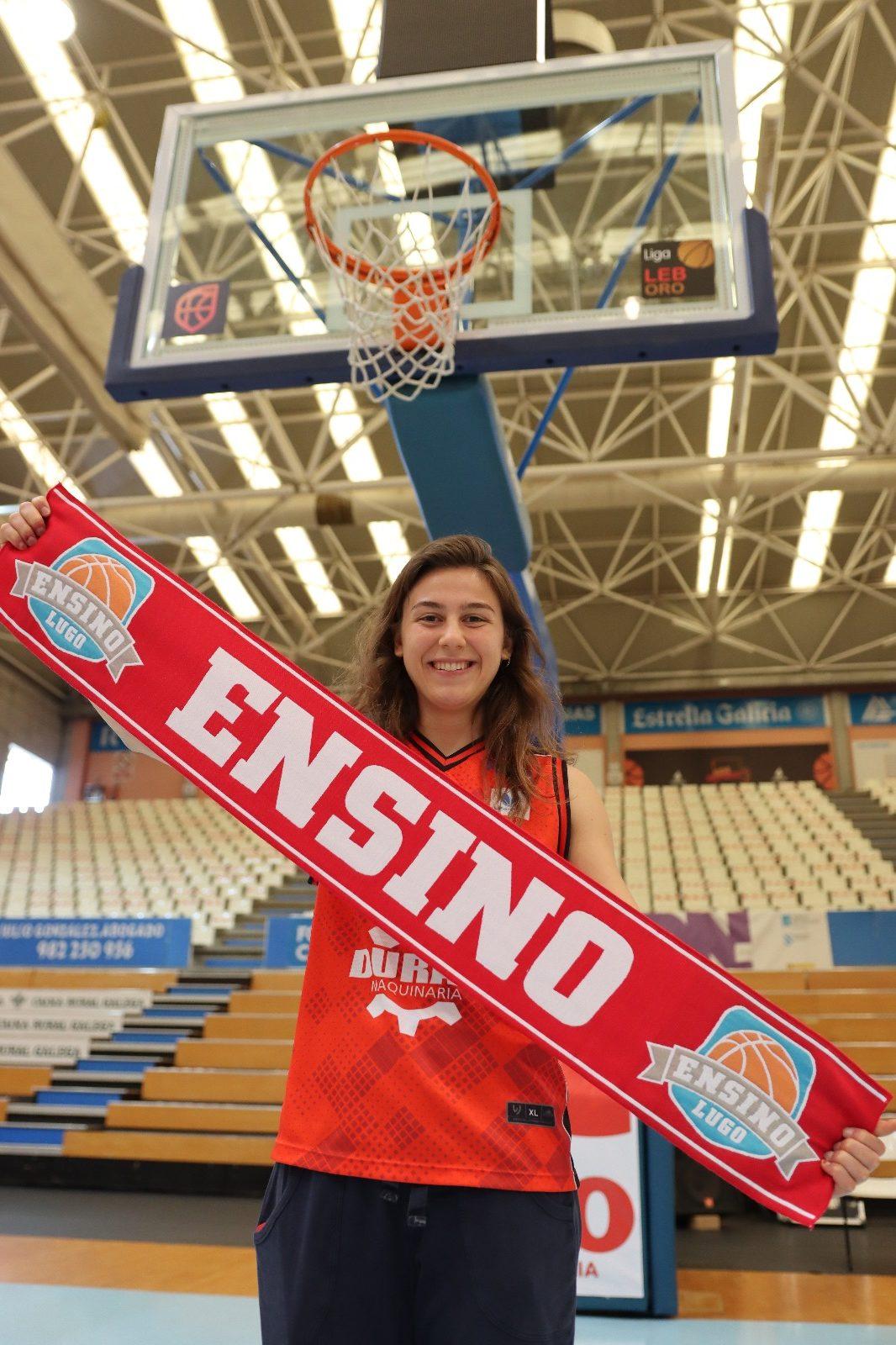 Alessandra Orsili nova xogadora do Ensino / ENSINO