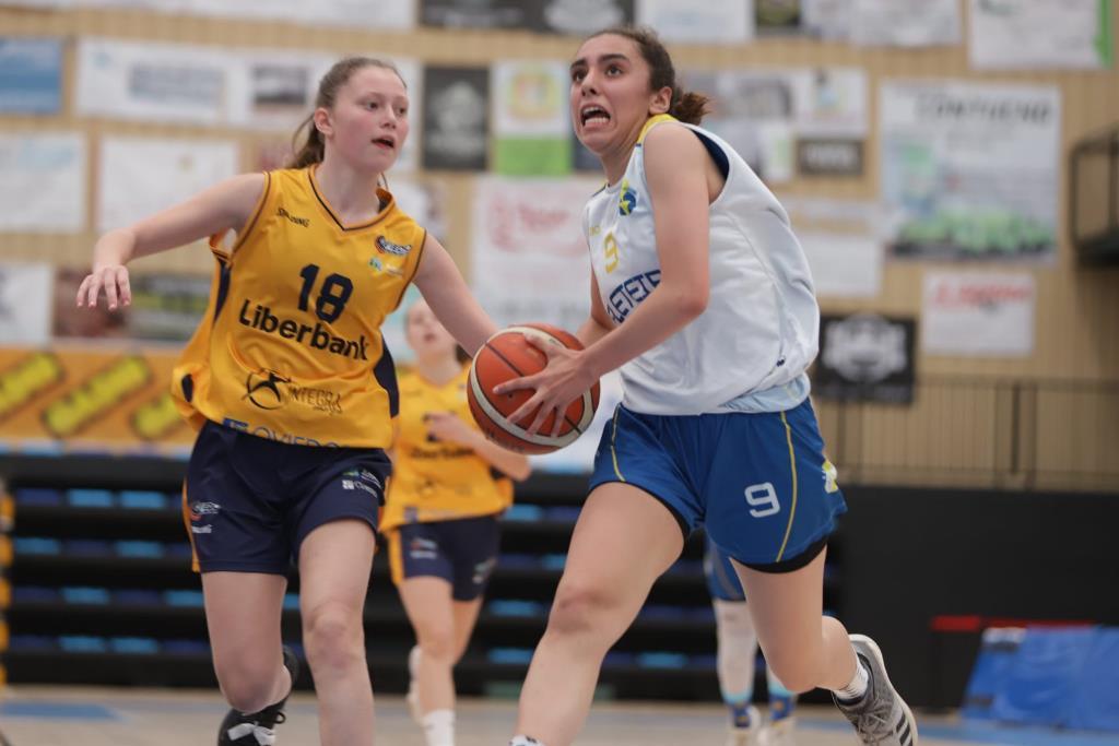Marín acollerá en xuño o Campionato de España de basket feminino infantil / FEB