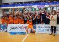 O Pescados Rubén Burela festexa a súa 6ª Copa Galicia de Fútbol Sala Feminino / RFGF