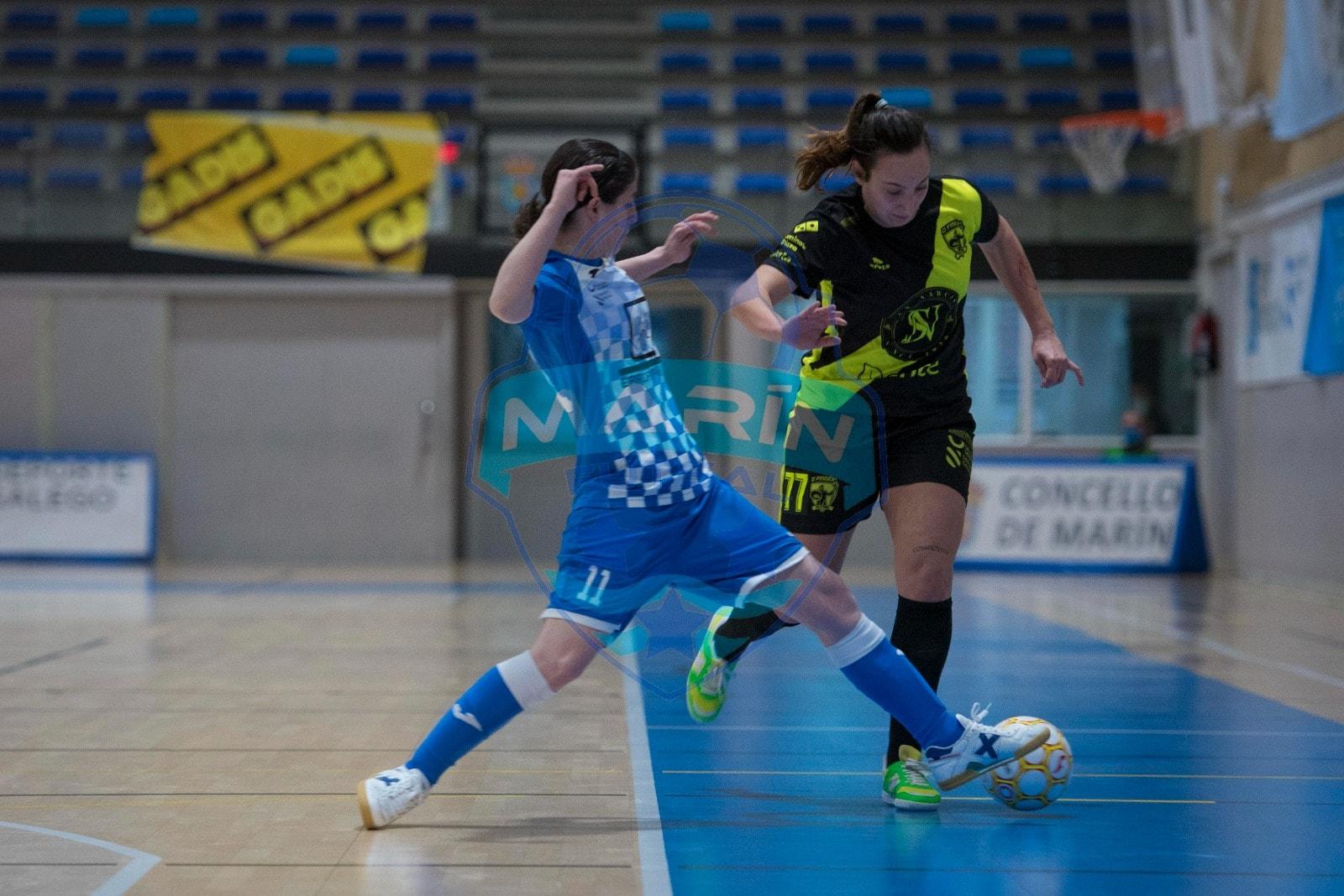ENCE Marín vs Valdetires Ferrol / ENCE MARÍN FB