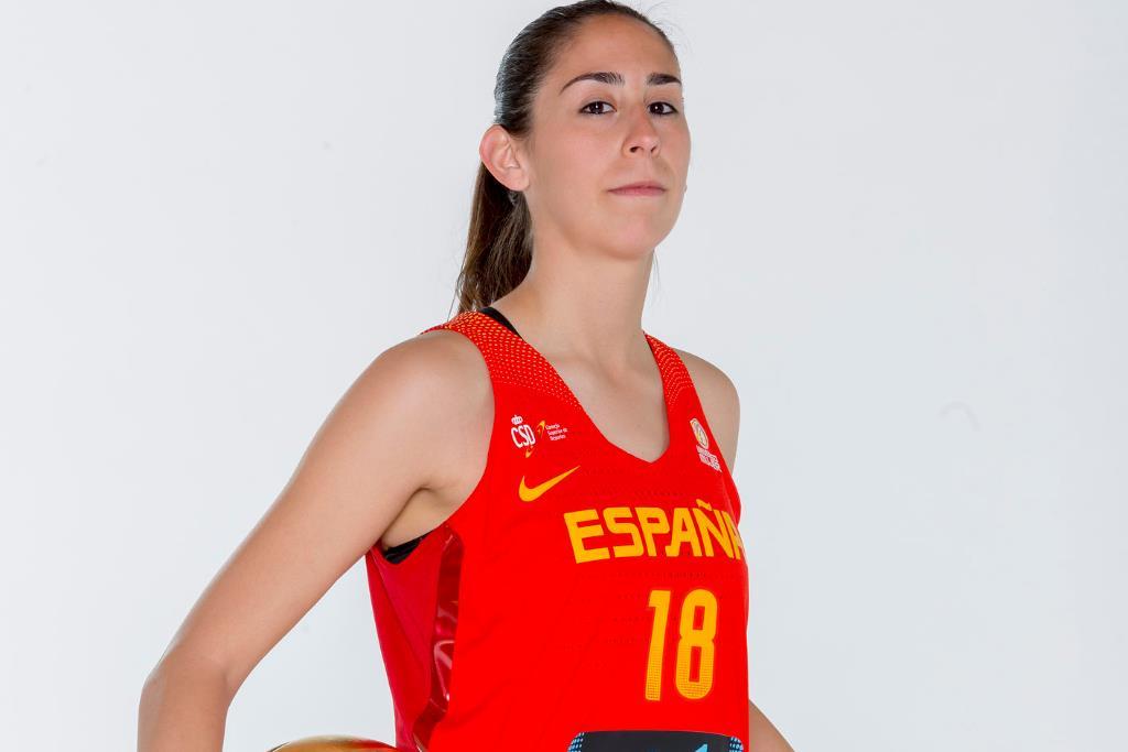 Georgina Bahí nova xogadora do Ensino / ENSINO