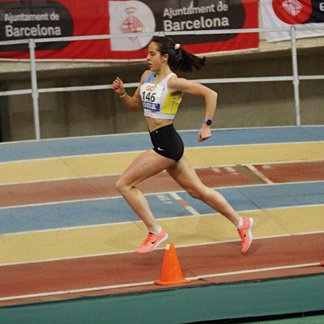 Eva Queimaño e Lucía Sánchez del Valle representarán a Galicia no Campionato de España de Seleccións Autonómicas / LUCIA SANCHEZ DEL VALLE IG
